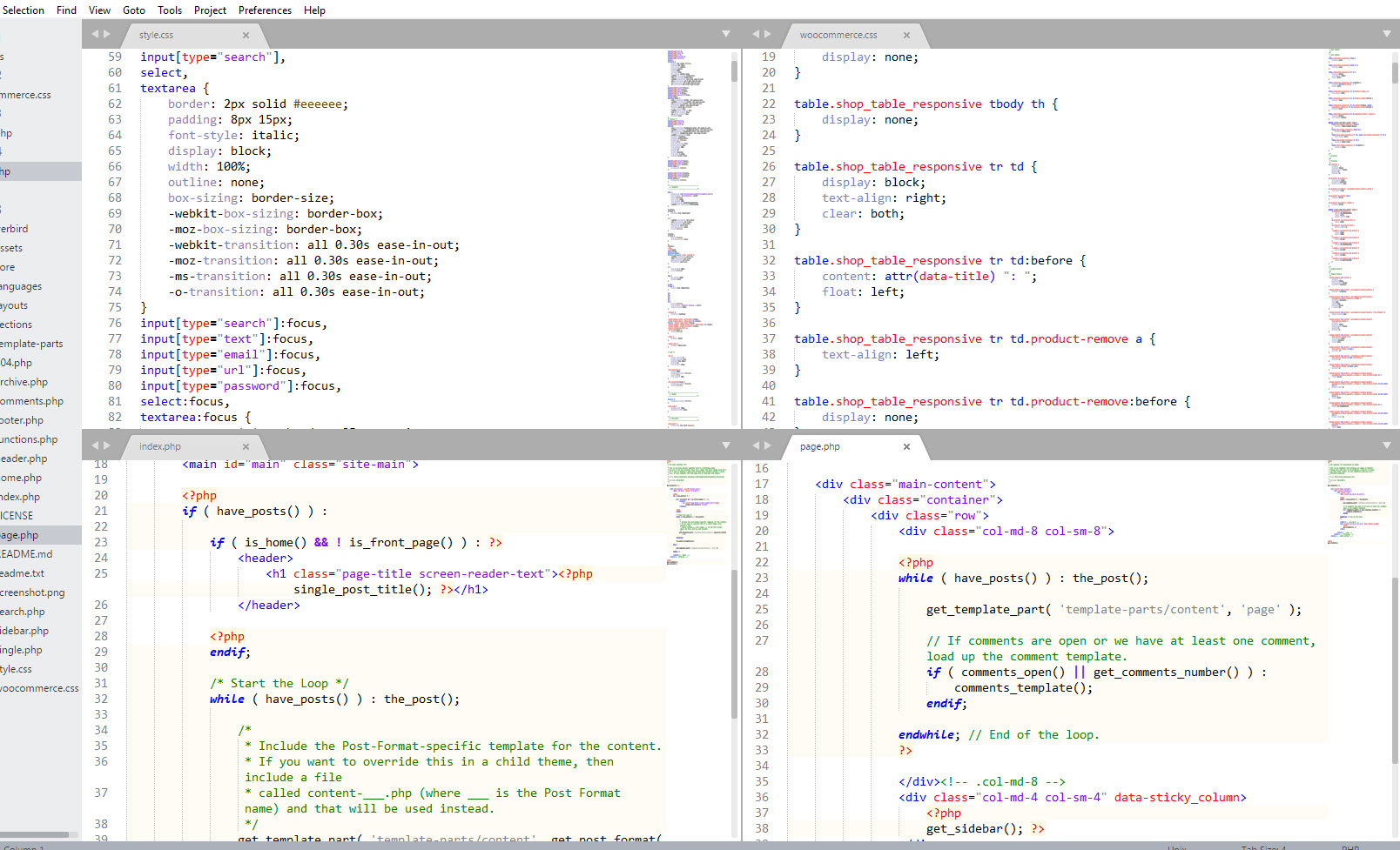 sublime text editor free download